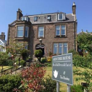 East Links Montrose Hotels - Arduthie House