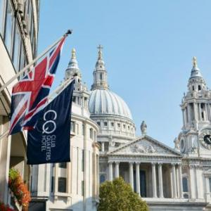 Hotels near Guildhall London - Club Quarters Hotel St Paul's