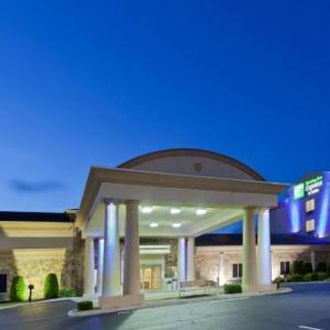 Holiday Inn Express Hotel & Suites Christianburg