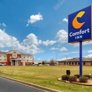 Tiger Stadium Livingston Hotels - Comfort Inn Demopolis
