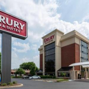 Drury Inn & Suites Nashville Airport TN, 37214