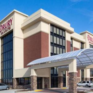 CarShield Field Hotels - Drury Inn & Suites St. Louis St. Peters