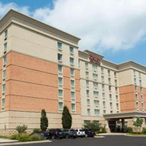 Dayton Air Show Grounds Hotels - Drury Inn & Suites Dayton North