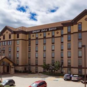 TPC San Antonio Hotels - Drury Inn & Suites San Antonio North