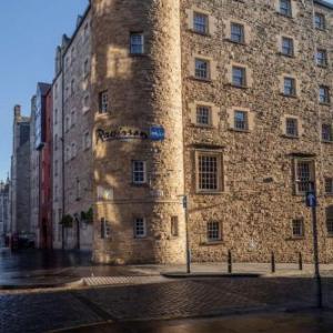 Hotels near Festival Theatre Edinburgh  - Radisson Blu Hotel Edinburgh