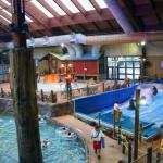 Six Flags Lodge & Indoor Waterpark -Park Access Included