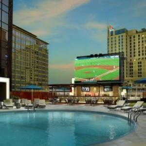 Spectrum Center Charlotte Hotels - Omni Charlotte Hotel