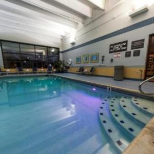 Hotels near Cooley Temple Conference Center - Radisson Hotel Lansing At The Capitol