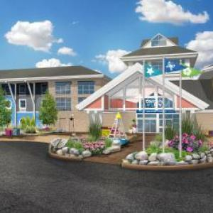 Cedar Point Castaway Bay Indoor Water Park