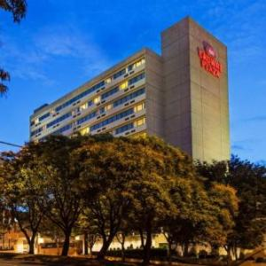 Hotels near The Mill and Mine - Crowne Plaza Hotel Knoxville