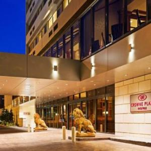 Knoxville Civic Coliseum Hotels - Crowne Plaza Knoxville