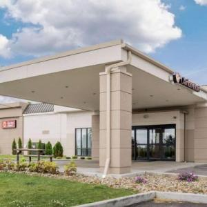 Cuyahoga Community College Eastern Campus Hotels - Clarion Hotel Beachwood-Cleveland
