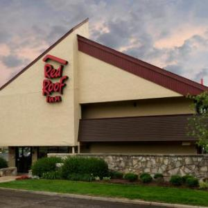 Dayton Air Show Grounds Hotels - Red Roof Inn Dayton North Airport