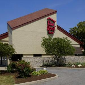Hotels near Lucas County Fairgrounds - Red Roof Inn Toledo Maumee