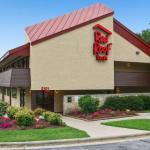 Red Roof Inn Greensboro Coliseum