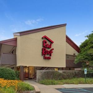 DTE Energy Music Theatre Hotels - Red Roof Inn Detroit Auburn Hills Rochester Hills