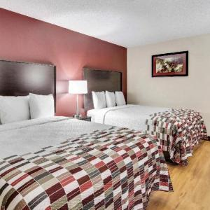 Scottish Rite Cathedral New Castle Hotels - Red Roof Inn Boardman