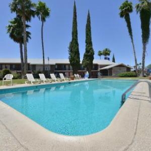 Kino Veterans Memorial Stadium Hotels - Americas Best Value Inn Tucson