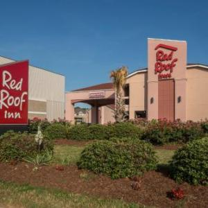 Red Roof Inn Virginia Beach Norfolk Airport