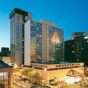 Hotels near Aronoff Center - Millennium Hotel Cincinnati