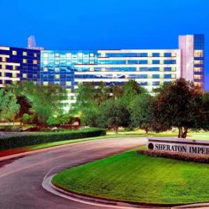 Sheraton Imperial Hotel Raleigh-Durham Airport at Research Triangle Park NC, 27703