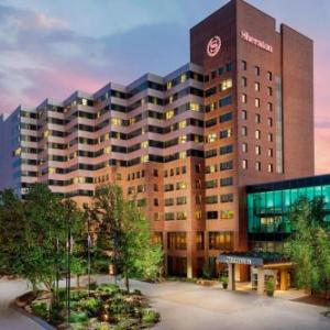 Hotels near SECU Arena - Sheraton Baltimore North Hotel