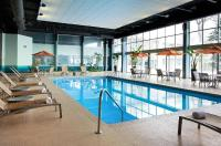 Map of the of Hilton Garden Inn Cleveland Airport Area Cleveland