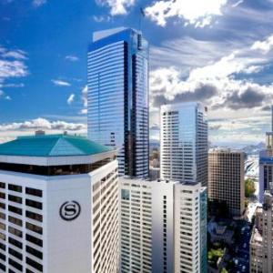 Hotels near Paramount Theatre Seattle - Sheraton Seattle