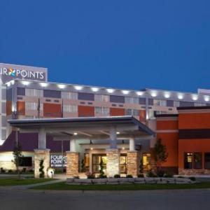 Dow Event Center Hotels - Four Points By Sheraton Saginaw