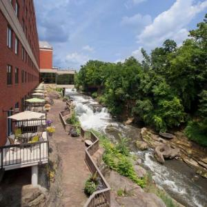Canal Park Akron Hotels - Sheraton Suites Akron Cuyahoga Falls
