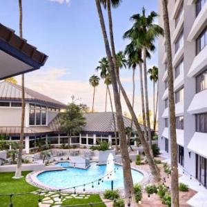 Hohokam Stadium Hotels - Marriott Phoenix Mesa