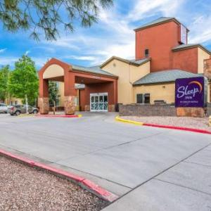 Pepsi Amphitheater at Fort Tuthill Park Hotels - Sleep Inn Flagstaff