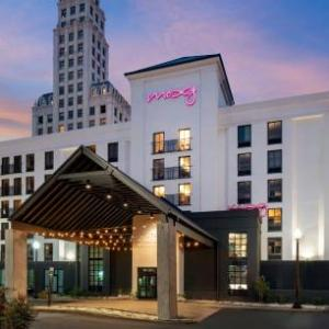 Gibson Rooftop Hotels - Sleep Inn At Court Square Memphis
