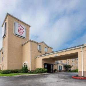 Hotels near Escapade 2001 Houston - Red Roof Inn Houston - IAH Airport/JFK BLVD
