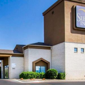 Sleep Inn Airport Amarillo