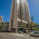 Midway Realty at Waikiki Sunset 16th Floor