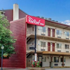 Hotels near PeoplesBank Park - Red Roof Inn York Downtown