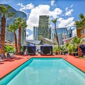Las Vegas Festival Grounds Hotels - Travelodge By Wyndham Las Vegas Center Strip