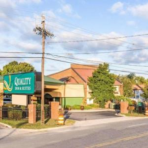 Hotels near University of North Carolina Greensboro - Quality Inn & Suites Coliseum