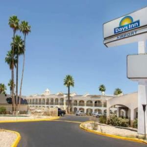 Celebrity Theatre Hotels - Days Inn Airport - Phoenix