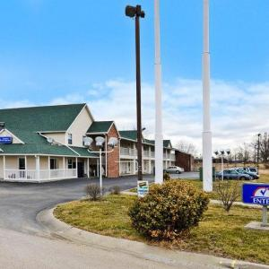 Hotels near Whiskey Tango Grain Valley - Americas Best Value Inn-Grain Valley