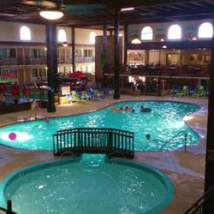 McNease Convention Center Hotels - Jameson Inn Pearl On The Concho