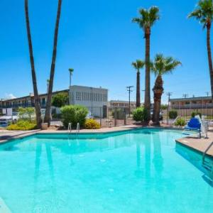 Tucson Symphony Center Hotels - Quality Inn Flamingo Tucson