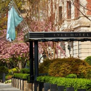 Hotels near Howard University - Kimpton Carlyle Hotel Dupont Circle