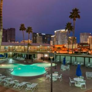 Hotels near Orleans Arena - Days Inn Las Vegas At Wild Wild West Gambling Hall