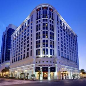 Wall Street Plaza Hotels - Grand Bohemian Hotel Orlando Autograph Collection
