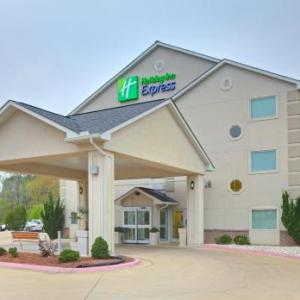 Griffin Music Hall Hotels - Holiday Inn Express Hotel & Suites El Dorado