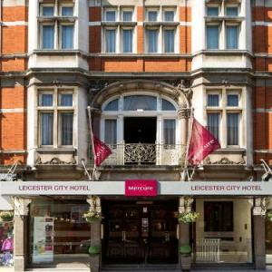 De Montfort Hall Leicester Hotels - Mercure Leicester The Grand Hotel