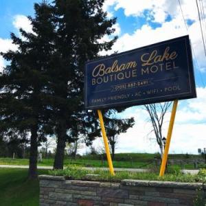 Balsam Lake Boutique Motel