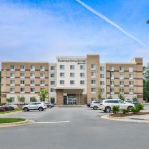 Page Walker Arts and History Center Hotels - Fairfield Inn & Suites By Marriott Raleigh Cary